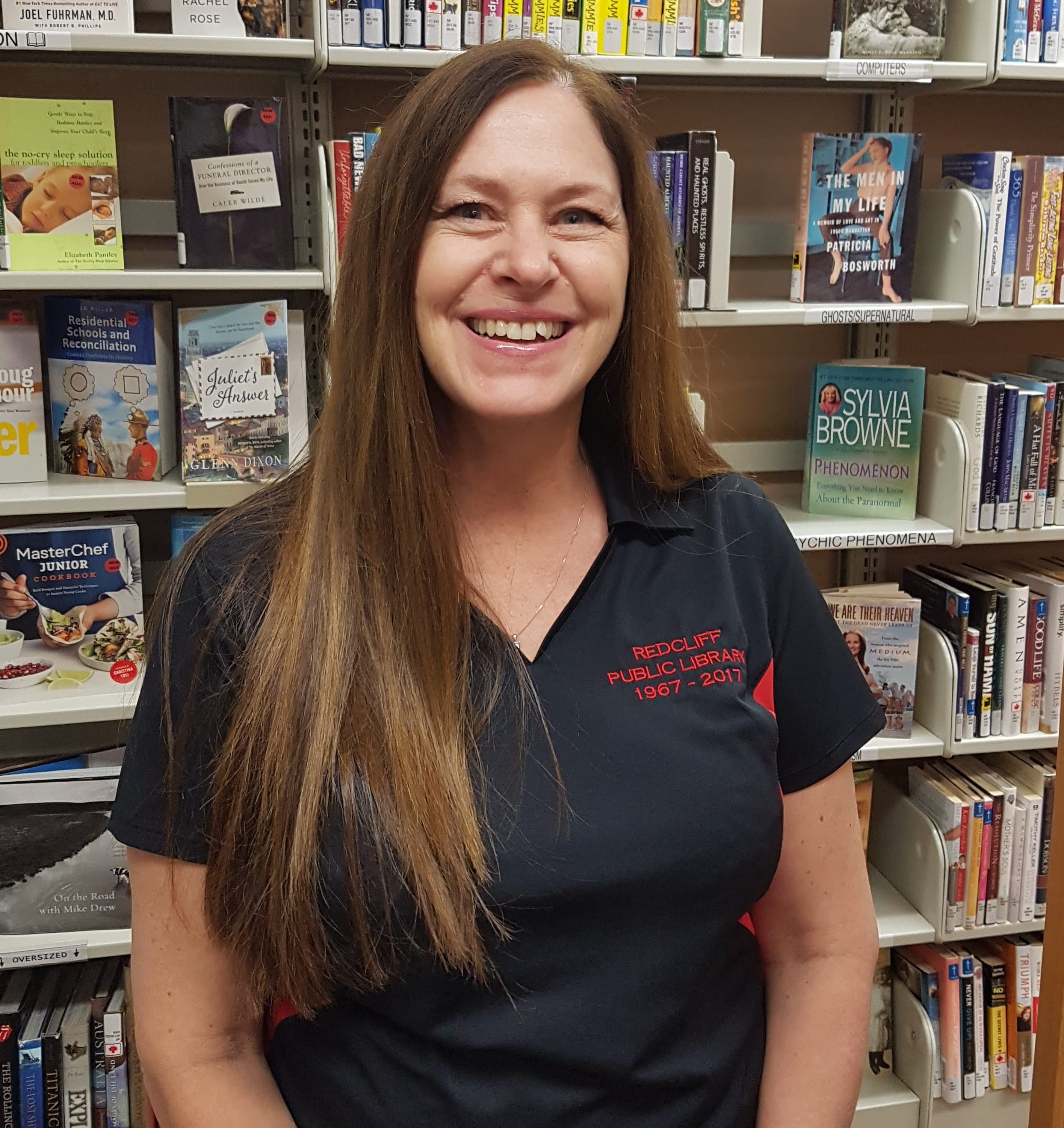 Carol Symington Recliff Public Library