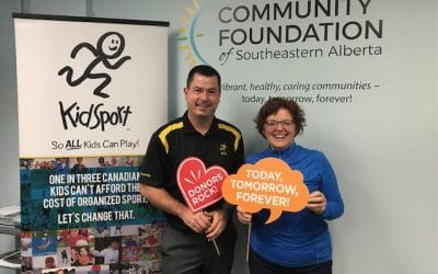 New Fund Established: KidSport of Medicine Hat & Redcliff