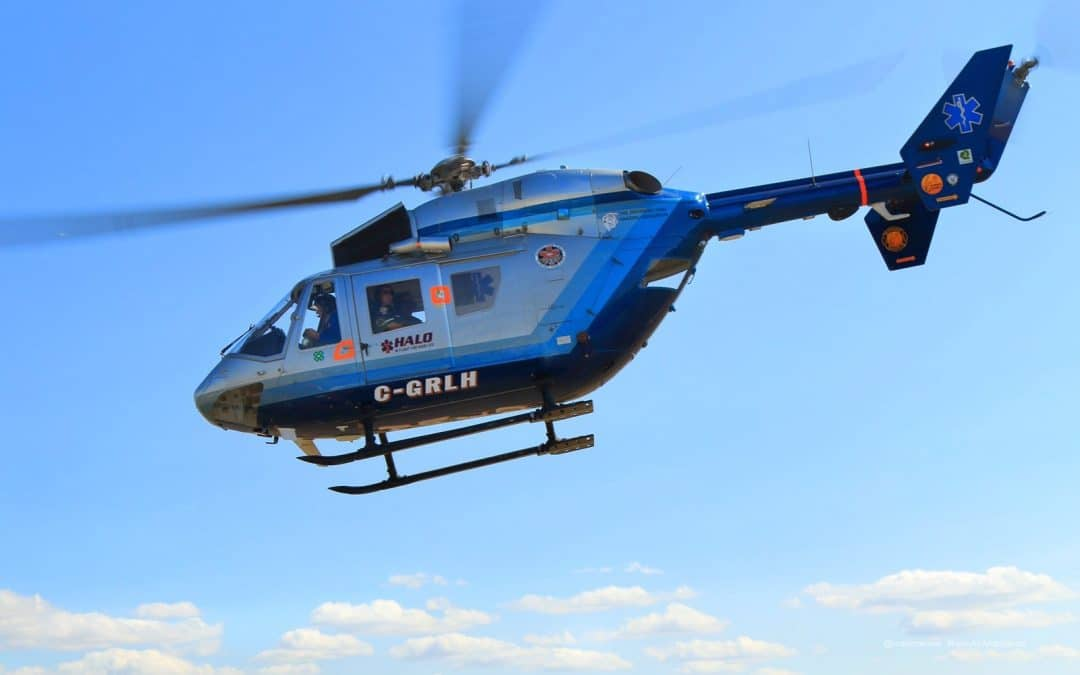 New Fund: HALO Air Ambulance